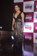 Sophie Chaudhary at Vogue beauty awards in Mumbai on 21st July 2015