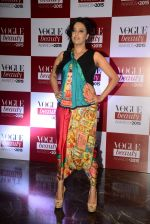 Swara Bhaskar at Vogue beauty awards in Mumbai on 21st July 2015