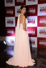 Tanisha Mukherjee at Vogue beauty awards in Mumbai on 21st July 2015