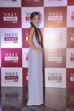 Tara Sharma at Vogue beauty awards in Mumbai on 21st July 2015