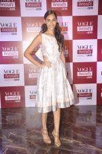 at Vogue beauty awards in Mumbai on 21st July 2015