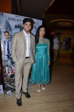 Biswajeet Bora, Kymsleen Kholie at the Premiere of Aisa Yeh Jahaan in PVR on 23rd July 2015 (97)_55b24e2216392.JPG