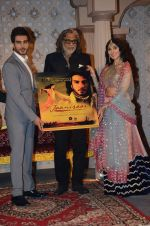 Imran Abbas, Muzaffar Ali, Pernia Qureshi at Jaanisaar music launch in Lalit Hotel on 23rd July 2015