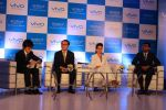 Kangana Ranaut at Vivo bash in Pragati Maidan on 23rd July 2015