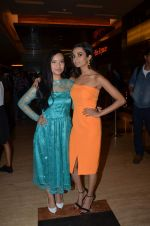 Kymsleen Kholie, Ira Dubey at the Premiere of Aisa Yeh Jahaan in PVR on 23rd July 2015 (111)_55b24ea9564f4.JPG