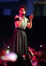 Manasi Scott at Vivo bash in Pragati Maidan on 23rd July 2015