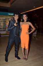 Palash Sen, Ira Dubey at the Premiere of Aisa Yeh Jahaan in PVR on 23rd July 2015