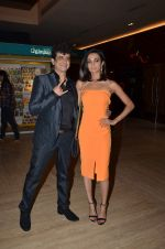 Palash Sen, Ira Dubey at the Premiere of Aisa Yeh Jahaan in PVR on 23rd July 2015 (105)_55b24f3b403b3.JPG
