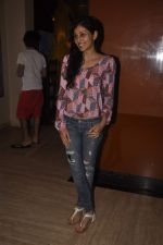 Pooja Chopra at the Premiere of Aisa Yeh Jahaan in PVR on 23rd July 2015