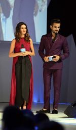 Shibani Dandekar at Vivo bash in Pragati Maidan on 23rd July 2015