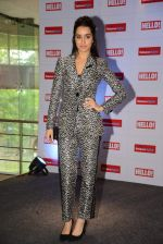 Shraddha Kapoor launches Hello magazine latest cover at Reliance Digital at Saki Naka on 22nd July 2015