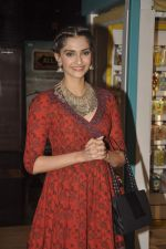 Sonam kapoor at the Premiere of Aisa Yeh Jahaan in PVR on 23rd July 2015