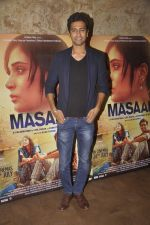 Vicky Kaushal at Masaan screening in Lightbox on 22nd July 2015