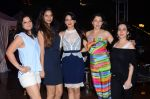Aditi Gowitrikar, Aanchal Kumar, Arzoo Gowitrikar at phoenix market city on 24th July 2015