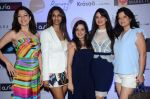 Aditi Gowitrikar, Sandhya Shetty, Aanchal Kumar, Arzoo Gowitrikar at phoenix market city on 24th July 2015 (15)_55b37e73e1764.JPG