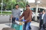 Aditya Srivastava snapped at airport on 24th July 2015 (5)_55b37a100580c.JPG