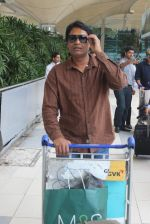 Aditya Srivastava snapped at airport on 24th July 2015 (7)_55b37a11a9c0b.JPG