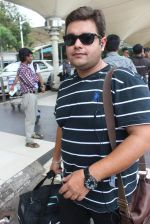 Ajay Nagrath snapped at airport on 24th July 2015 (9)_55b37a3b3a8c8.JPG