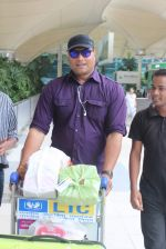 Dayananad Shetty snapped at airport on 24th July 2015 (15)_55b37ada5a5b3.JPG