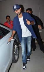 Ranbir Kapoor arrive in mumbai on 24th July 2015