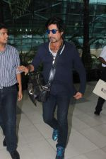 Shakti Kapoor snapped at airport on 24th July 2015