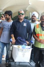 Shivaji Satam snapped at airport on 24th July 2015