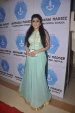 Archana Kochhar inaugurates  Jamnabai Narsee international school on 25th July 2015