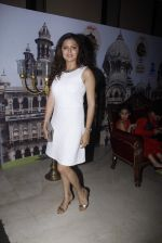 Drashti Dhami at Ek Tha aja Ek Thi Rani zee Tv show launch in Cafe Infinito on 25th July 2015 (78)_55b4f9b1b4bc4.JPG