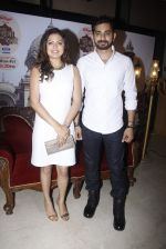 Drashti Dhami at Ek Tha aja Ek Thi Rani zee Tv show launch in Cafe Infinito on 25th July 2015 (83)_55b4f9ba9f555.JPG