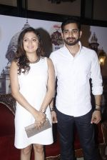 Drashti Dhami at Ek Tha aja Ek Thi Rani zee Tv show launch in Cafe Infinito on 25th July 2015 (84)_55b4f9bbd1cc3.JPG
