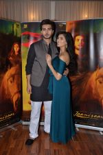 Imran Abbas, Perina Qureshi at Janisaar interviews in Andheri, Mumbai on 25th July 2015