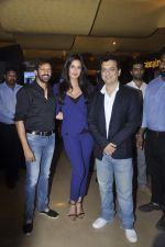 Katrina Kaif, Kabir Khan, Sajid Nadiadwala at Phantom trailor launch in PVR on 25th July 2015