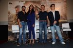 Katrina Kaif, Saif Ali Khan, Kabir Khan, Sajid Nadiadwala at Phantom trailor launch in PVR on 25th July 2015
