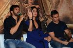 Katrina Kaif, Saif Ali Khan, kabir Khan at Phantom trailor launch in PVR on 25th July 2015