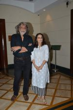 Muzaffar Ali at Janisaar interviews in Andheri, Mumbai on 25th July 2015