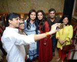 Richa Chadda at Masaan screening with Arvind Kejriwal on 25th July 2015