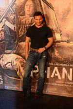 Saif Ali Khan at Phantom trailor launch in PVR on 25th July 2015