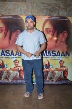 Aamir Khan at Masaan screening for Aamir Khan in Mumbai on 26th July 2015