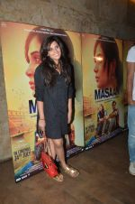 Richa Chadda at Masaan screening for Aamir Khan in Mumbai on 26th July 2015
