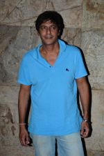 Chunky Pandey at Masaan screening in Lightbox  on 27th July 2015