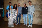 Chunky Pandey, Shweta Tripathi, Richa Chadda, Ritesh Sidhwani, Farhan Akhtar, Vicky Kaushal at Masaan screening in Lightbox  on 27th July 2015