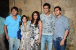 Chunky Pandey, Shweta Tripathi, Richa Chadda, Ritesh Sidhwani, Vicky Kaushal at Masaan screening in Lightbox  on 27th July 2015