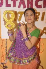 Disha Vakani at taarak mehta ka ooltah chashmah celebrates 8 years in Kandivli on 27th July 2015 (59)_55b71d7737378.JPG