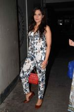 Richa Chadda at Masaan screening in Lightbox  on 27th July 2015