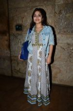Shweta Tripathi at Masaan screening in Lightbox  on 27th July 2015