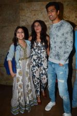 Shweta Tripathi, Richa Chadda, Vicky Kaushal at Masaan screening in Lightbox  on 27th July 2015