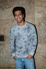 Vicky Kaushal at Masaan screening in Lightbox  on 27th July 2015