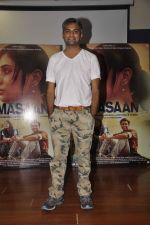 Neeraj Ghaywan at Masaan promotions in KJ Somaiya college on 28th July 2015 (28)_55b8c7fa5f4cd.JPG
