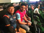 Abhishek Bachchan at the Pro Kabaddi League Match in Kolkata on 28th July 2015 (6)_55b8b80cd3984.JPG