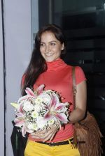 Elli Avram celebrates her bday with her family in Bandra on 28th July 2015